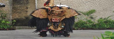 bali ubud barong kris barong and keris traditional balinese hindu