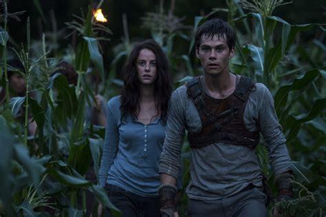 maze runner next film six new the maze runner movie stills released