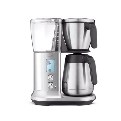 breville precision brewer thermal breville the precision brewer thermal coffee machines