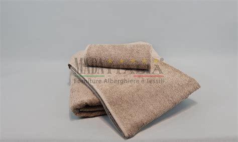 asciugamani bagno vendita asciugamani spugna bagno color quot tortora quot