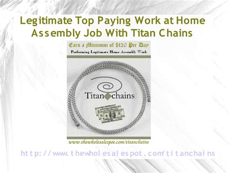 calam 233 o the ultimate work at home assembly titan