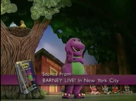 watch barney version 2010 full hd movie trailer barney live in new york city trailer youtube