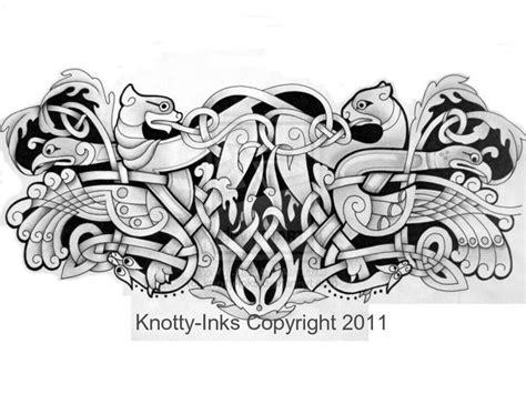 viking armband tattoo designs celtic armband design by design deviantart