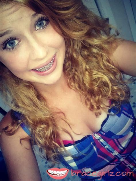 blonde models with braces 116 best images about girls with braces d on pinterest