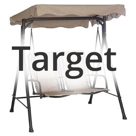 porch swing target replacement swing canopy cover garden winds