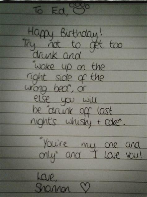 Ed Sheeran Birthday Card Ed Sheeran S 22nd Birthday Card Capital