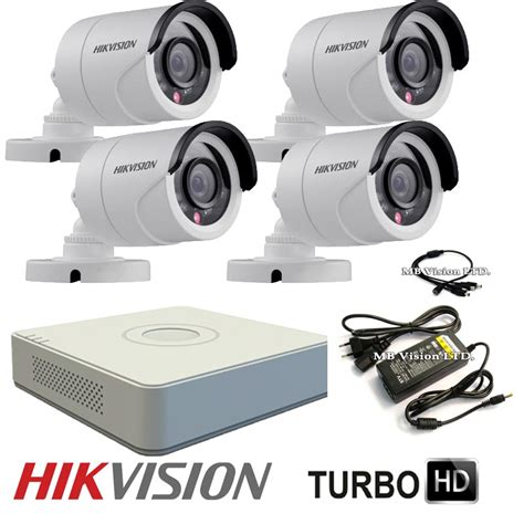 Kamera Cctv Hikvision Hd Tvi Outdoor 5mp Ds 2ce16h1t It hd tvi комплект с 4 камери hikvision mbvision