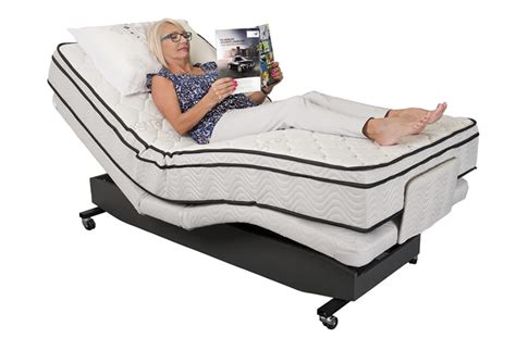 Niagra Cyclo Adjustable Bed by Electric Adjustable Beds Niagara Therapy Sleep Adjustable Beds