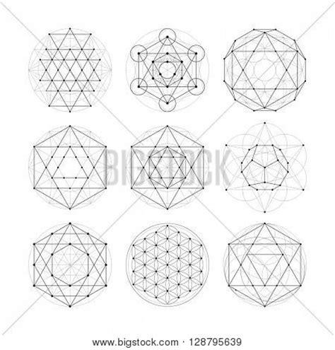 sacred cube geometry   www.pixshark.com images galleries