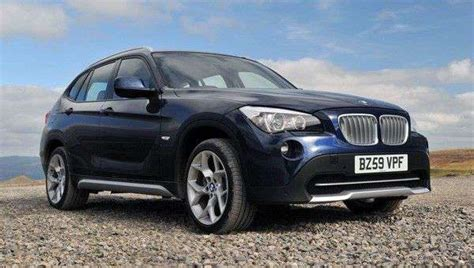 BMW X1 sDrive 18d SE review