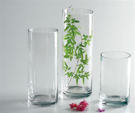 Vas Bunga Triangle Glass Vase vase en verre transparent acrylique grand vase vases en