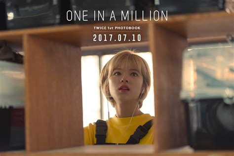One In A Million shares one in a million photobook teasers for
