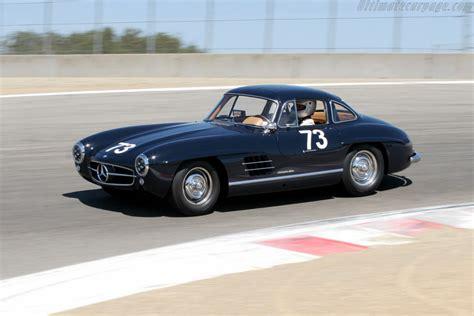 Monterey Mercedes by Mercedes 300 Sl 2005 Monterey Historic Automobile Races