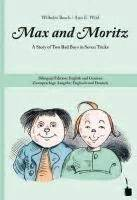 max and moritz bilingual edition german and german edition books max and moritz a story of two bad boys in seven tricks