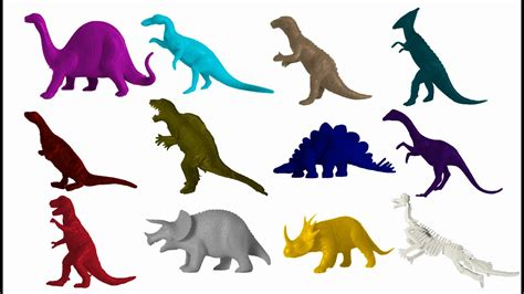 what color are dinosaurs dinosaur colors 2 the picture show