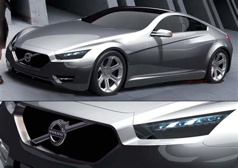 volvo sports cars sexiest volvo that never was concept car friday