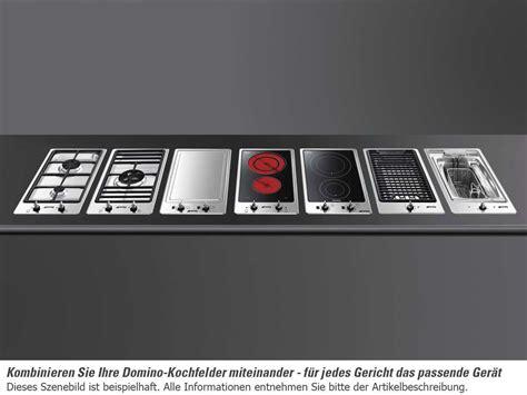 Smeg Pgf32gd Domino Edelstahl Gaskochfeld Autark