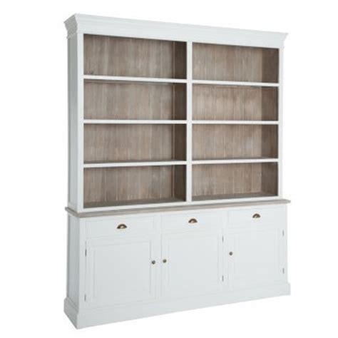 librerie shabby chic libreria legno bianco shabby chic etnico outlet mobili