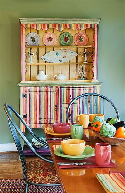 Creative Uses For Dining Room Hutch 50 Cool And Creative Shabby Chic Dining Rooms