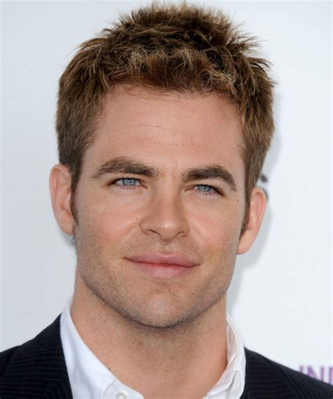 chris hairstyle chris pine hairstyles for 2017 celebrity hairstyles by