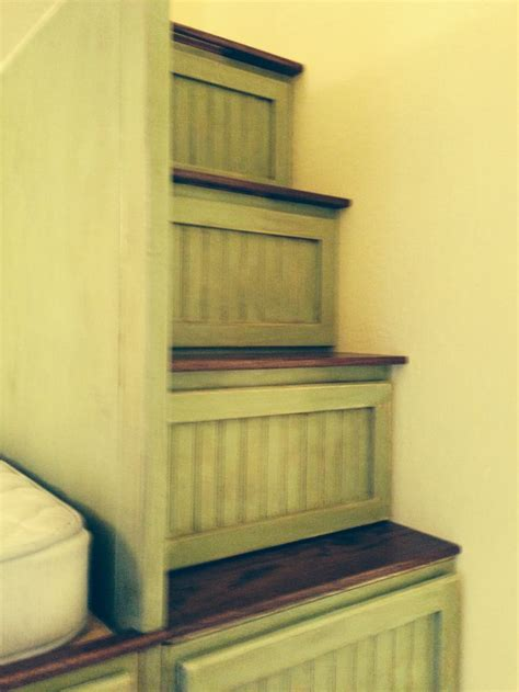 Bed With Built In Drawers by Stairs With Drawers For The Built In Bunk Beds Personal