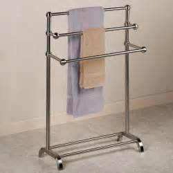 bathroom towel racks creative bathroom decoration