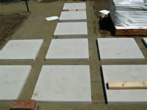 24x24 patio pavers how to install 24 quot concrete pavers lynda makara