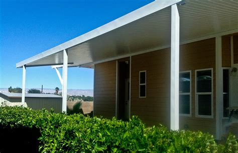 Awning For Mobile Home by Patios Image Gallery Mobile Home Awnings