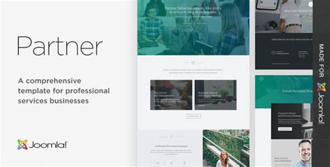 Partner Accounting And Law Joomla Template Joomla Accounting Template