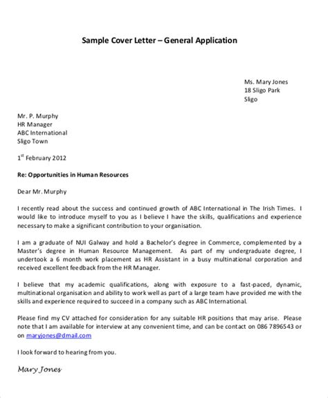 application letter any suitable position 30 application letter templates format free premium