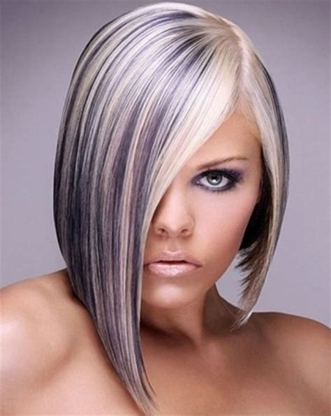 cute highlights color 20 cute colors for short hair short hairstyles 2017