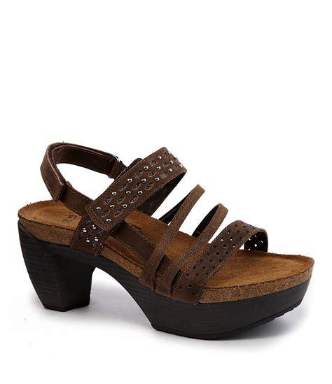 stud sandals naot relate stud sandals dillards