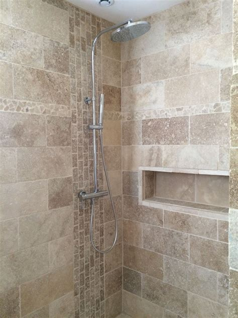 italienne salle de bain salle de bain travertin italienne niche