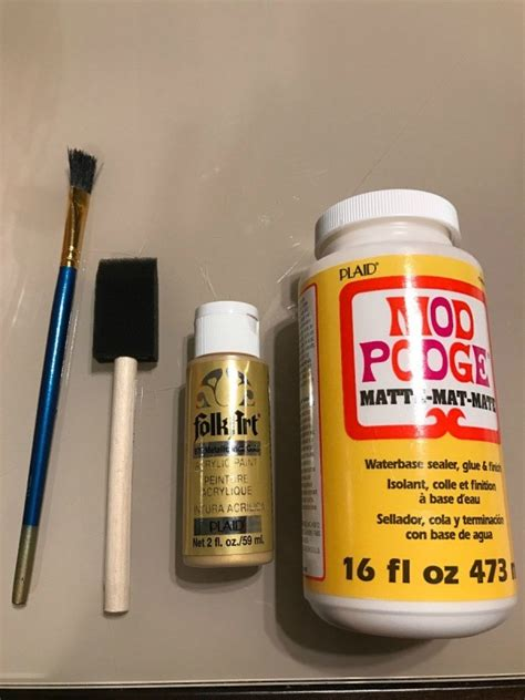mod podge acrylic paint on canvas how to mod podge cardstock prints to canvas thriftyfun