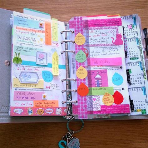 Decoration Ideas For Diary 17 Best Images About Planner Peace On Purple