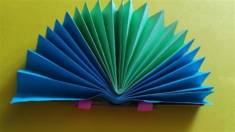 Paper Fan Origami - paper fan how to make an origami fan a paper