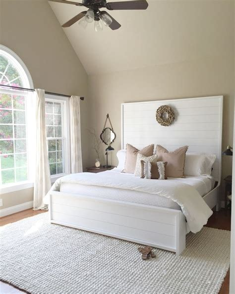 shiplap bedroom shiplap headboard my home pinterest headboards