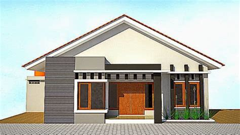 desain rumah yang sederhana contoh rumah sederhana gallery taman minimalis