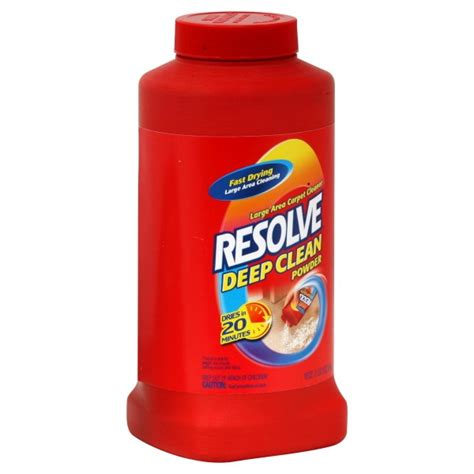 resolve rug cleaner resolve carpet cleaner clean powder