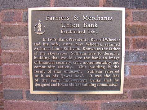 farmers and merchants bank locations landmarkhunter farmers and merchants union bank