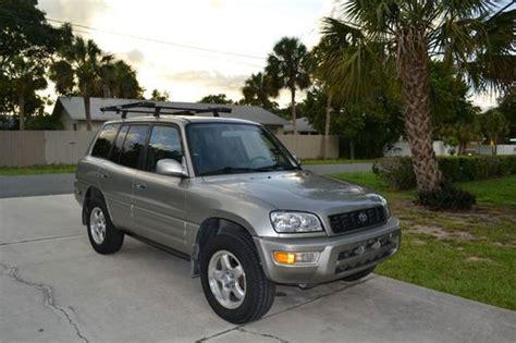 airbag deployment 1999 toyota rav4 auto manual find used 1999 toyota rav4 sport utility 4 door 2 0l 4wd in nokomis florida united states for