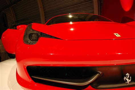 Ferrari 458 Details by Outrageous Claim This Is The Sexiest Car Alive Nasioc