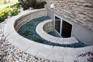 Egress Window Well Decorative Liners Window Wells For Basement Home Improvement Pinterest