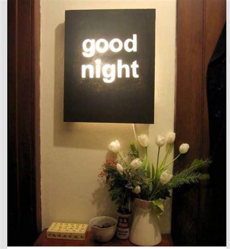 easy diy night light diy easy affordable night light wall art trusper
