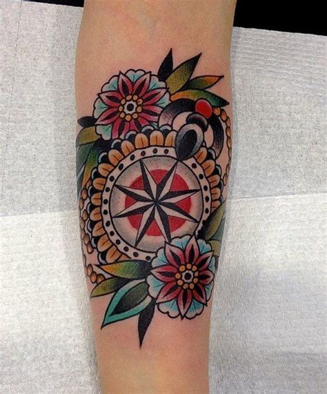 compass tattoo american traditional traditional compass tattoo ink tattoo pinterest