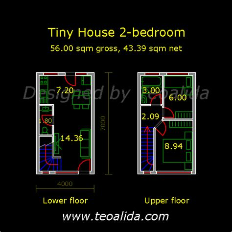 Tiny House Floorplan funny customer service ask for help and run away
