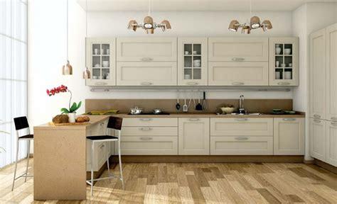 foto muebles de cocina de polilaminado de nova