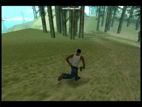 gta sa bigfoot found no mod on pc and ufo found ! youtube