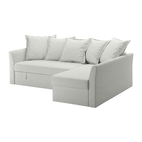 ikea white sectional holmsund sleeper sectional 3 seat orrsta light white