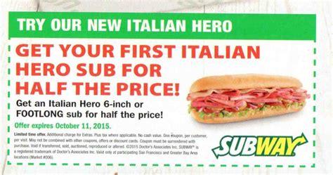 printable subway coupons canada 2017 download subway meal coupons easily subway coupons